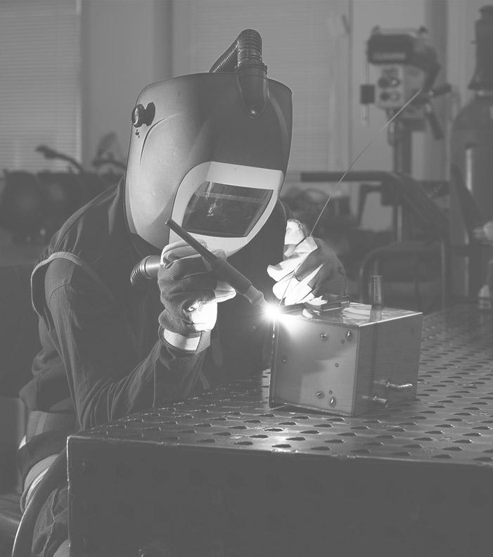Zakázková výroba produktů z nerezové oceli