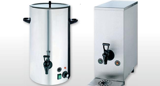 Nápojová technika - výrobník horké vody